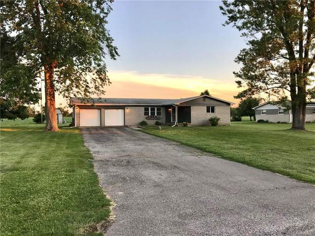 1695 E 1000 North, Pendleton, IN 46064 (MLS #21794735) :: Mike Price Realty Team - RE/MAX Centerstone