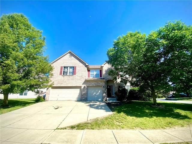8032 Kersey Drive, Indianapolis, IN 46236 (MLS #21794745) :: Heard Real Estate Team   eXp Realty, LLC
