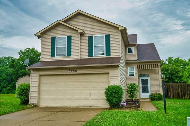 10650 Sterling Apple Drive, Indianapolis, IN 46235 (MLS #21794750) :: Mike Price Realty Team - RE/MAX Centerstone