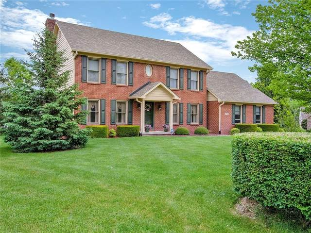 12410 Huntington Drive, Indianapolis, IN 46229 (MLS #21794759) :: Anthony Robinson & AMR Real Estate Group LLC