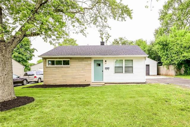 706 Roosevelt Street, Plainfield, IN 46168 (MLS #21794792) :: Anthony Robinson & AMR Real Estate Group LLC
