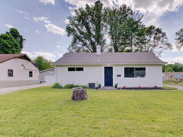 119 Marcy Lane, Greenwood, IN 46143 (MLS #21794795) :: Anthony Robinson & AMR Real Estate Group LLC
