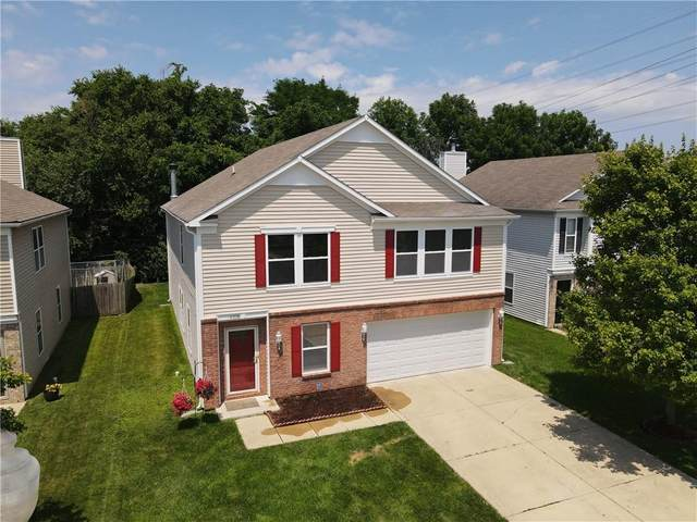 11326 Presidio Drive, Indianapolis, IN 46235 (MLS #21794796) :: Mike Price Realty Team - RE/MAX Centerstone