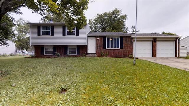 7618 Moultrie Court, Indianapolis, IN 46217 (MLS #21794855) :: Ferris Property Group