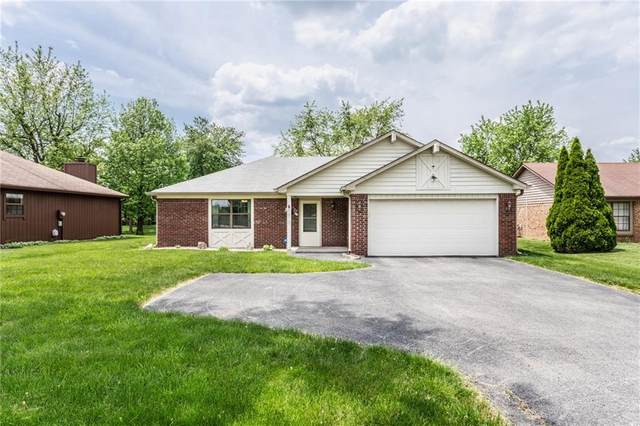 8810 S Sherman Drive, Indianapolis, IN 46237 (MLS #21794867) :: Quorum Realty Group