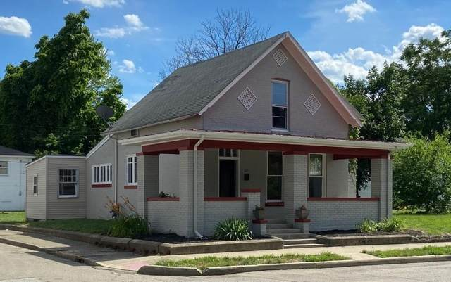 221 W 6th Street, Anderson, IN 46016 (MLS #21794870) :: Anthony Robinson & AMR Real Estate Group LLC