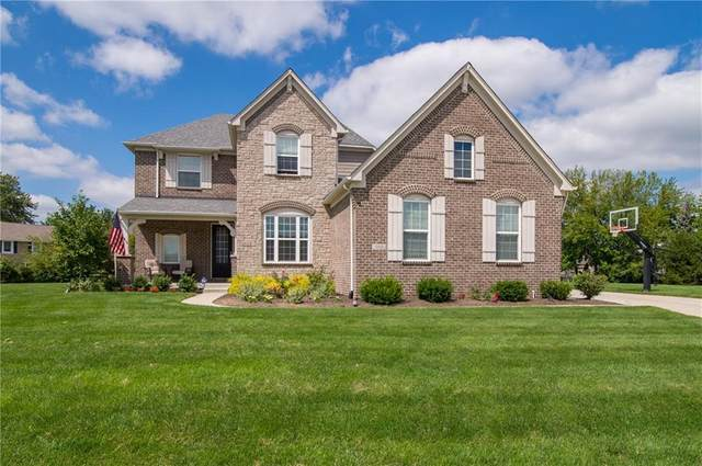 500 Mcnamara Court, Westfield, IN 46074 (MLS #21794892) :: Mike Price Realty Team - RE/MAX Centerstone