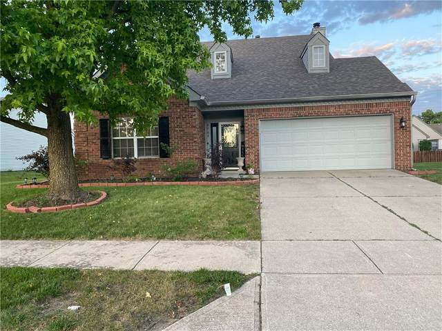4707 Aerie Lane, Indianapolis, IN 46254 (MLS #21794901) :: Pennington Realty Team