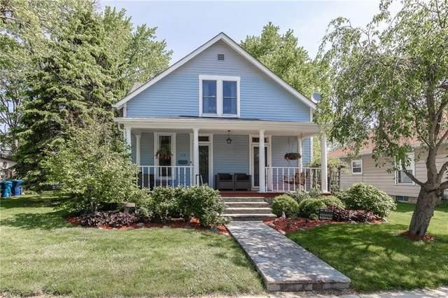 118 E College Avenue, Brownsburg, IN 46112 (MLS #21794910) :: Heard Real Estate Team | eXp Realty, LLC