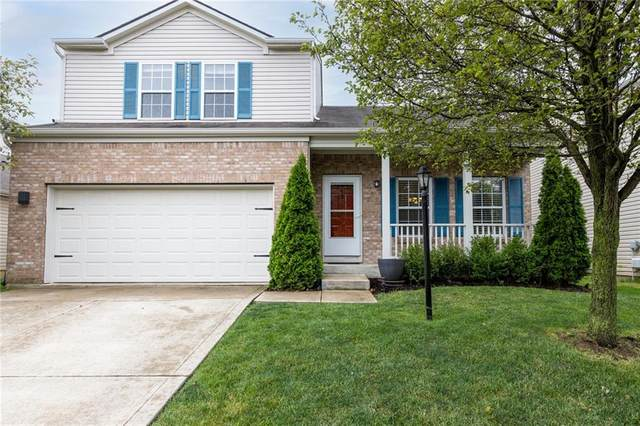 12653 Pinetop Way, Noblesville, IN 46060 (MLS #21794926) :: Mike Price Realty Team - RE/MAX Centerstone