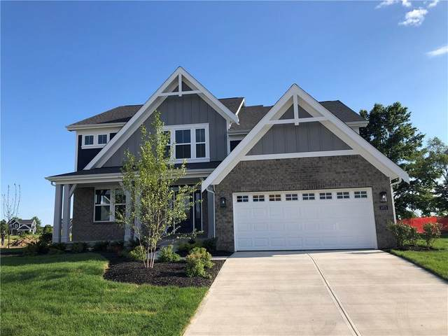 1075 Pond View Drive, Greenfield, IN 46140 (MLS #21794939) :: Heard Real Estate Team | eXp Realty, LLC