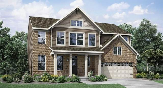 9743 Cimmaron Avenue, Mccordsville, IN 46055 (MLS #21794947) :: The Indy Property Source