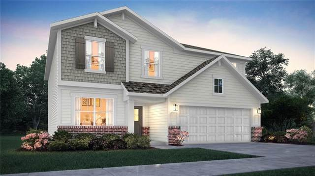 2333 S Bingham Place, New Palestine, IN 46163 (MLS #21794958) :: The Indy Property Source