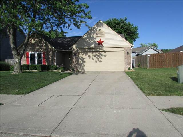 5535 Foxtail Court, Indianapolis, IN 46221 (MLS #21794965) :: AR/haus Group Realty