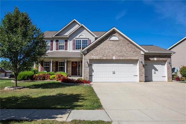 6126 Saw Mill Drive, Noblesville, IN 46062 (MLS #21795019) :: Mike Price Realty Team - RE/MAX Centerstone
