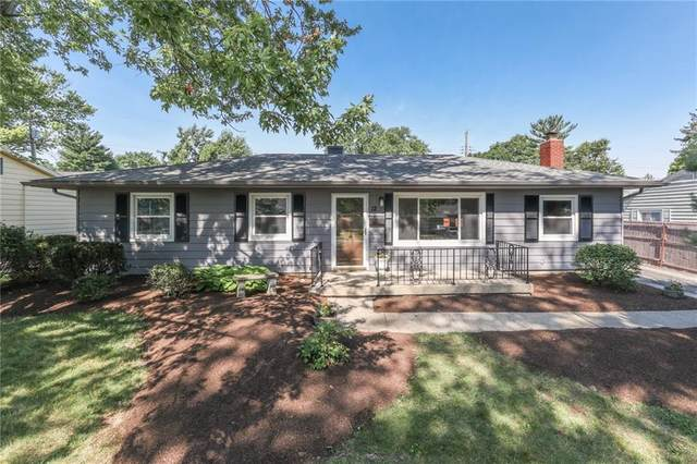 12 Martin Drive, Danville, IN 46122 (MLS #21795025) :: Mike Price Realty Team - RE/MAX Centerstone