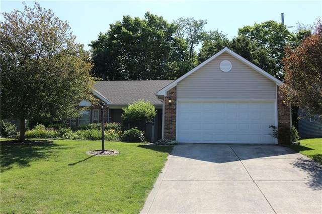 833 Lionshead Lane, Greenwood, IN 46143 (MLS #21795054) :: Mike Price Realty Team - RE/MAX Centerstone
