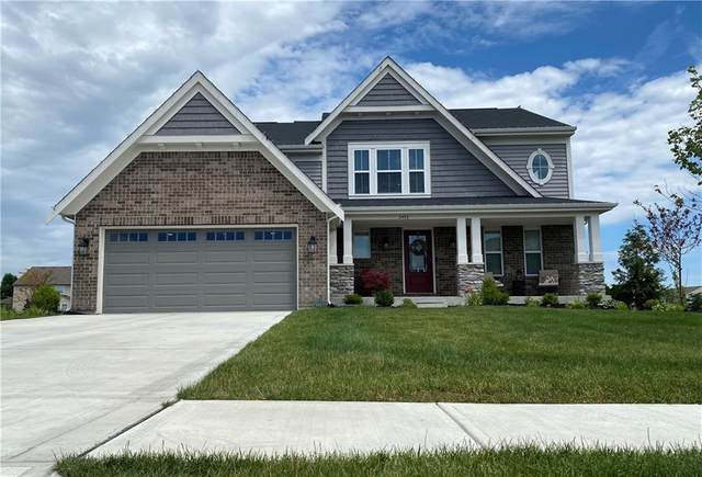 2453 Silver Rose Drive, Avon, IN 46123 (MLS #21795065) :: Mike Price Realty Team - RE/MAX Centerstone