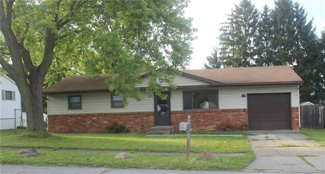 5434 Norcroft Drive, Indianapolis, IN 46221 (MLS #21795072) :: Heard Real Estate Team | eXp Realty, LLC