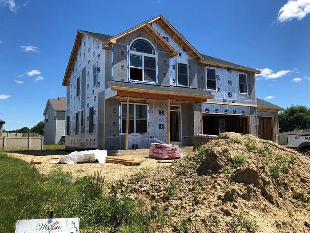 2516 Daffodil Court E, Columbus, IN 47201 (MLS #21795083) :: Heard Real Estate Team | eXp Realty, LLC
