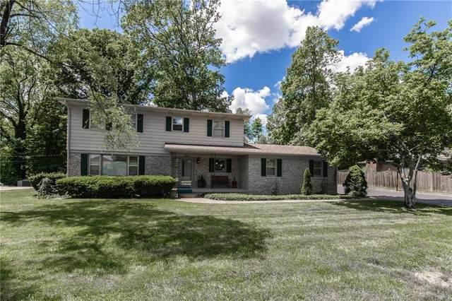 1618 Bowman Drive, Greenfield, IN 46140 (MLS #21795087) :: Heard Real Estate Team | eXp Realty, LLC