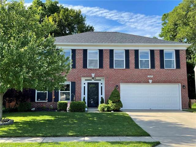 10080 Eagle Eye Way, Indianapolis, IN 46234 (MLS #21795097) :: Mike Price Realty Team - RE/MAX Centerstone