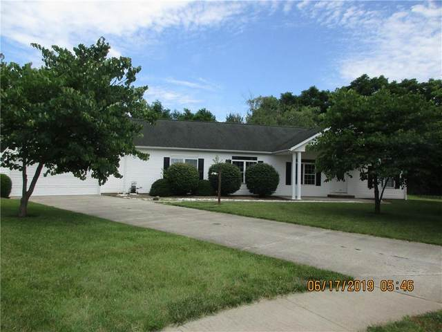 1595 Pinion Court, Columbus, IN 47201 (MLS #21795100) :: Mike Price Realty Team - RE/MAX Centerstone