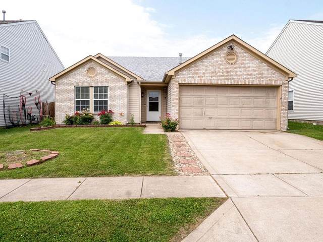 10842 Daylight Drive, Camby, IN 46113 (MLS #21795125) :: Pennington Realty Team