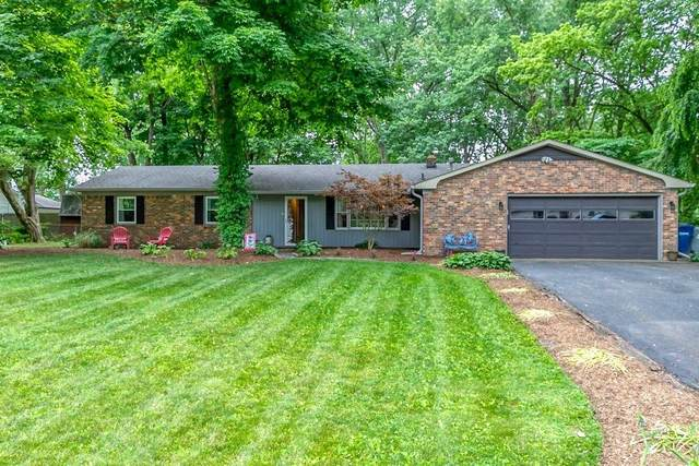 11919 Hoster Road, Carmel, IN 46033 (MLS #21795130) :: Mike Price Realty Team - RE/MAX Centerstone