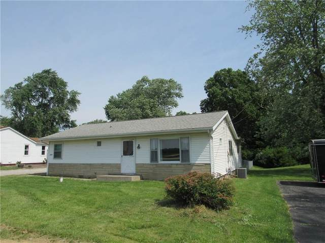 3690 E State Road 32 Highway, Crawfordsville, IN 47933 (MLS #21795147) :: Mike Price Realty Team - RE/MAX Centerstone
