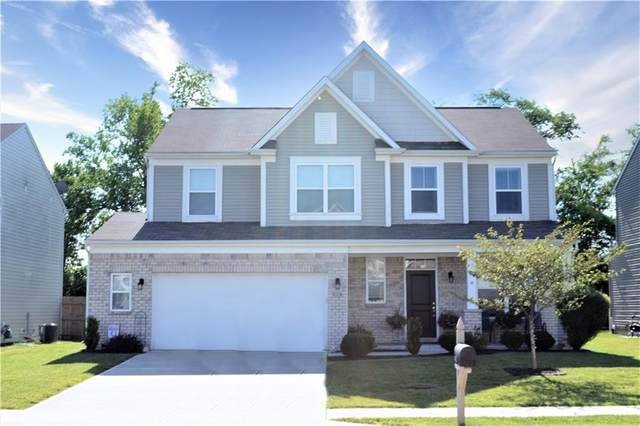 8432 Welder Place, Indianapolis, IN 46237 (MLS #21795150) :: Mike Price Realty Team - RE/MAX Centerstone