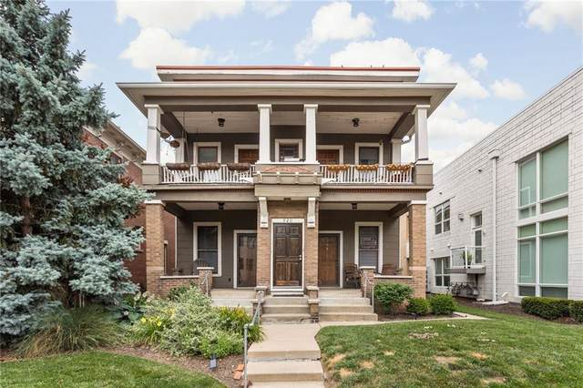 920 Broadway Street 1A, Indianapolis, IN 46202 (MLS #21795155) :: Heard Real Estate Team | eXp Realty, LLC