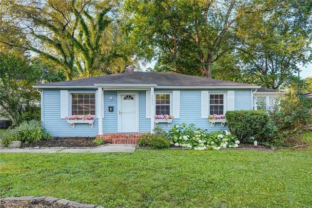 1231 Rowin Road, Indianapolis, IN 46220 (MLS #21795168) :: Mike Price Realty Team - RE/MAX Centerstone