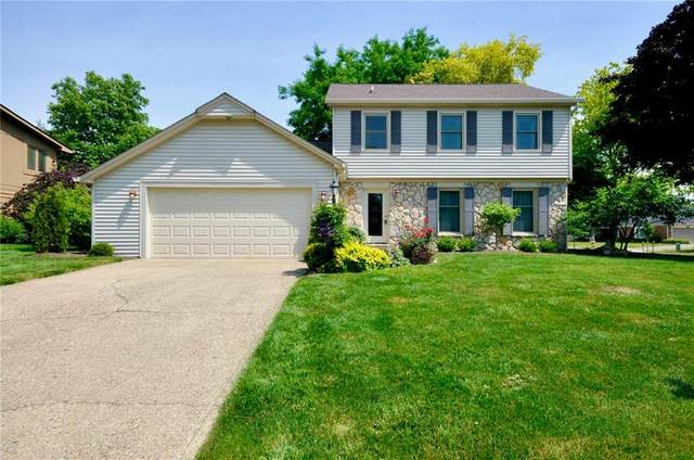 12852 Charing Cross Road, Carmel, IN 46033 (MLS #21795169) :: Mike Price Realty Team - RE/MAX Centerstone