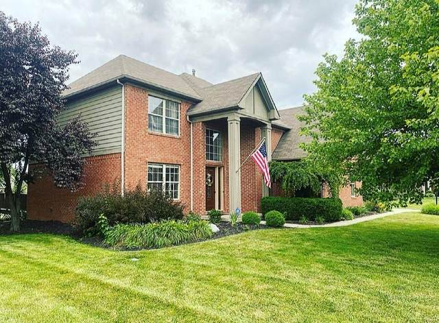 14340 Whitworth Drive, Carmel, IN 46033 (MLS #21795176) :: Mike Price Realty Team - RE/MAX Centerstone