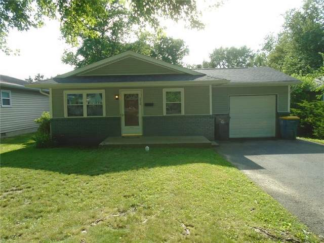 2930 Allen Avenue, Indianapolis, IN 46203 (MLS #21795180) :: Mike Price Realty Team - RE/MAX Centerstone