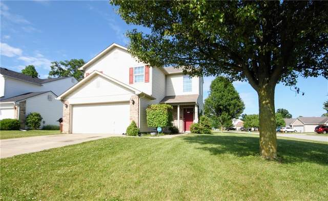 5719 Wooden Branch Drive, Indianapolis, IN 46221 (MLS #21795189) :: Dean Wagner Realtors