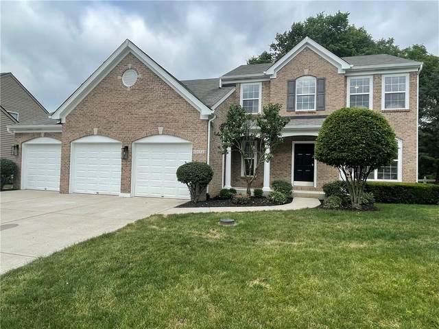 12072 Bird Key Lane, Fishers, IN 46037 (MLS #21795234) :: Mike Price Realty Team - RE/MAX Centerstone