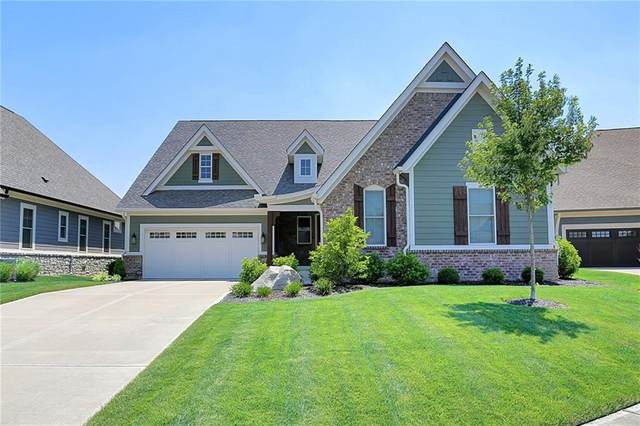 19945 Prescott Place, Westfield, IN 46074 (MLS #21795244) :: Mike Price Realty Team - RE/MAX Centerstone