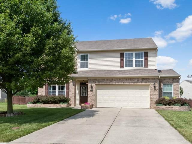 2320 Mcgregor Drive, Avon, IN 46123 (MLS #21795277) :: Mike Price Realty Team - RE/MAX Centerstone