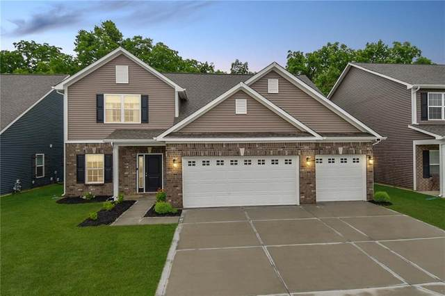 1581 Wedgewood Place, Avon, IN 46123 (MLS #21795284) :: AR/haus Group Realty