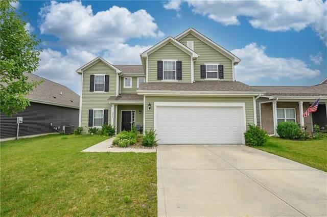 2456 Blackthorn Drive, Franklin, IN 46131 (MLS #21795306) :: Ferris Property Group