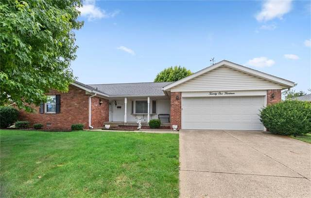 2114 N Cole Street, Speedway, IN 46224 (MLS #21795308) :: Mike Price Realty Team - RE/MAX Centerstone