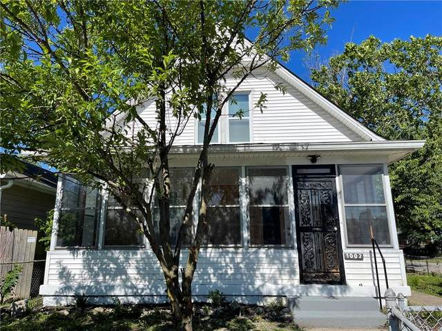 1002 Saint Paul Street, Indianapolis, IN 46203 (MLS #21795322) :: The Indy Property Source