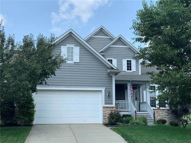 19595 Wagon Trail Drive, Noblesville, IN 46060 (MLS #21795330) :: Ferris Property Group