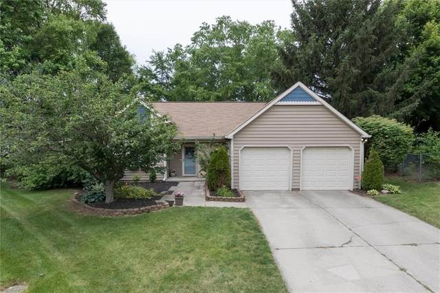 1720 Sandoval Court, Indianapolis, IN 46214 (MLS #21795372) :: Mike Price Realty Team - RE/MAX Centerstone