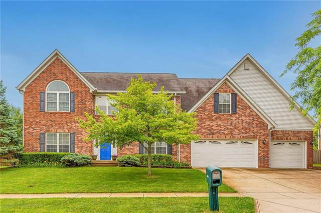 11723 Crab Apple Road, Indianapolis, IN 46239 (MLS #21795375) :: Mike Price Realty Team - RE/MAX Centerstone