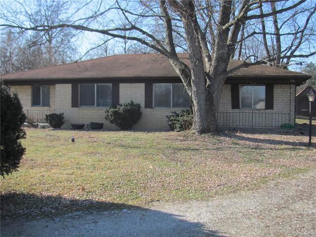 916 N Avon Avenue, Avon, IN 46123 (MLS #21795402) :: The Indy Property Source