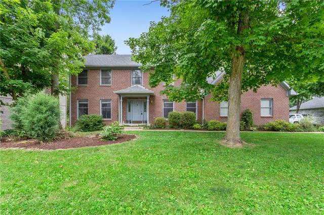 7384 Yorkshire Boulevard, Indianapolis, IN 46229 (MLS #21795418) :: Mike Price Realty Team - RE/MAX Centerstone