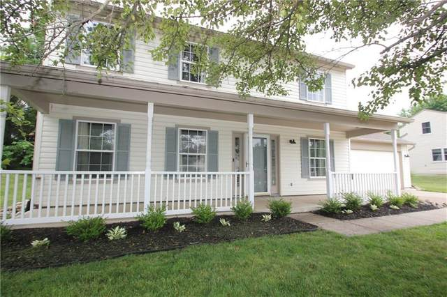 685 Sable Chase, Brownsburg, IN 46112 (MLS #21795431) :: Mike Price Realty Team - RE/MAX Centerstone